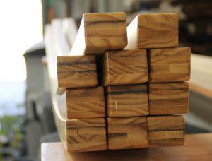 Exceptional custom wood